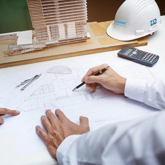 Servicio de asesoría y especificación para proyectos / Comex