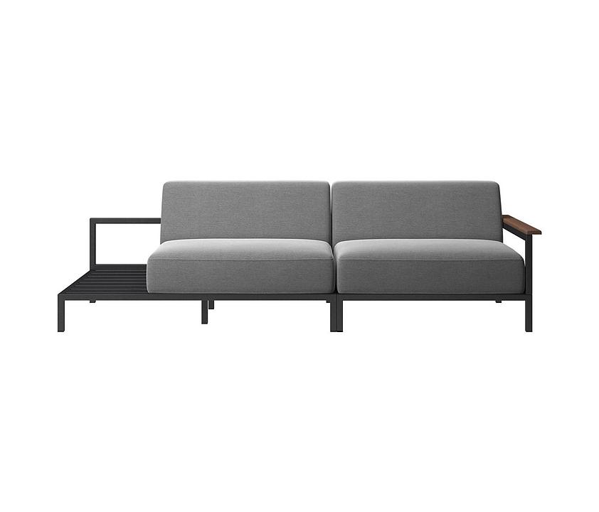 Rome Outdoor Sofa L005