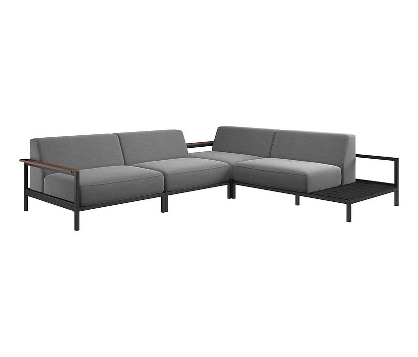 Rome Outdoor Sofa L008