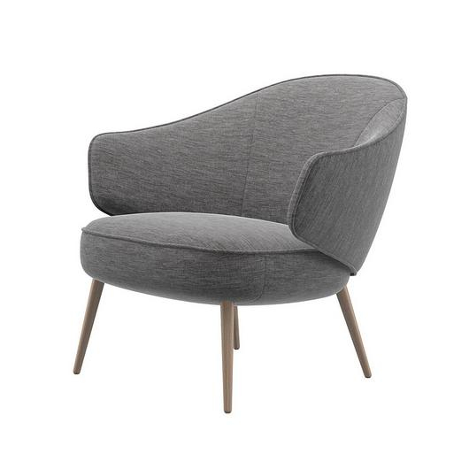 Charlotte Lounge Chair 1490 / BoConcept