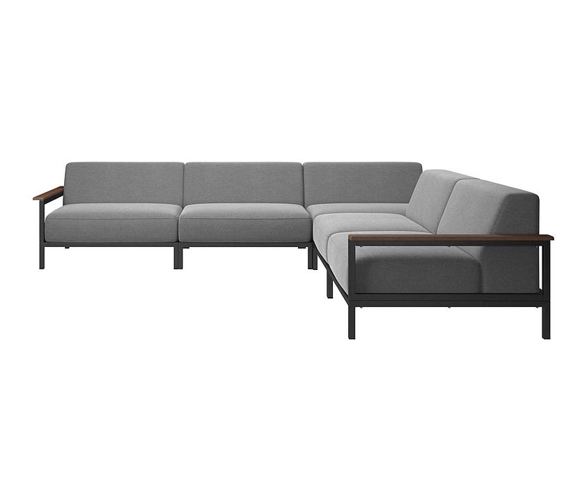 Rome Outdoor Sofa L006