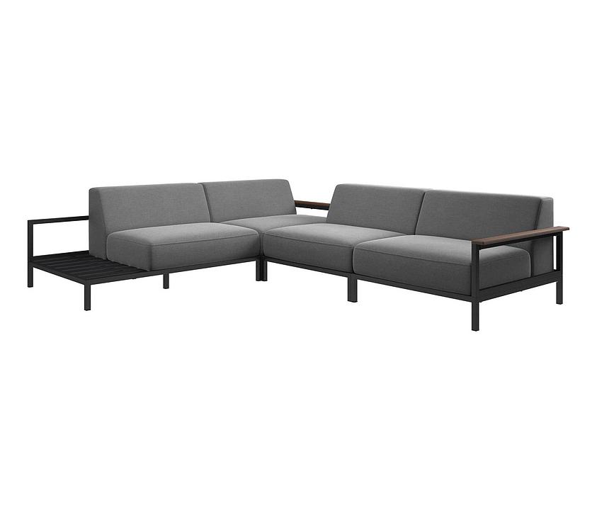 Rome Outdoor Sofa L007