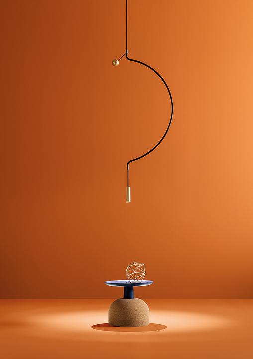 Hanging Lamp - Liaison by Sara Moroni