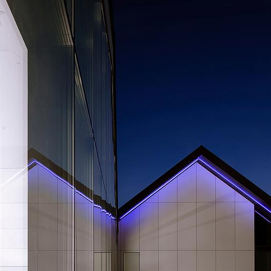 Metal Cladding in Arkansas Arts Academy / Morin Corp.