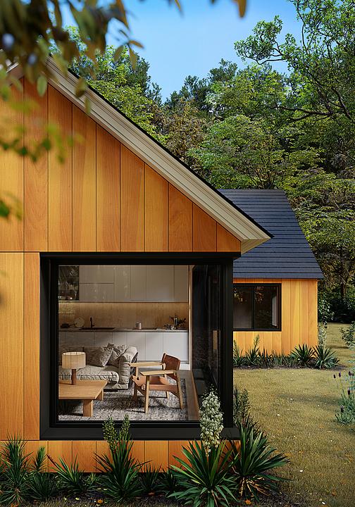 Engineered Wood Siding - Nature Siding