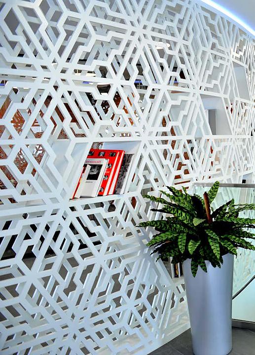 Choosing Interior Perforated Panel Materials