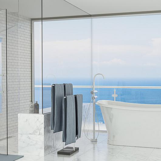 Vidrio para baños