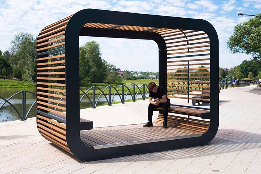 Pavilion - CUBE