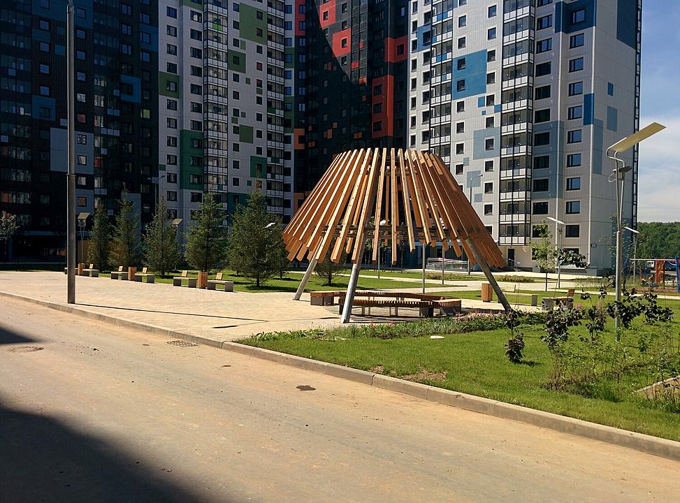 Pavilion - Tent