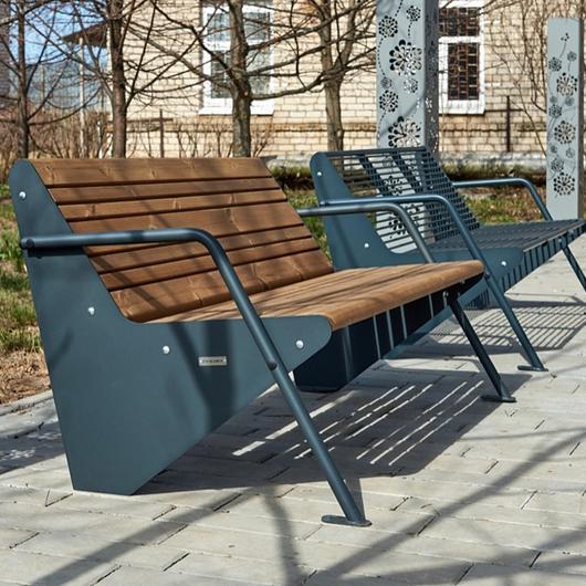 Bench - Boomerang / Punto Design