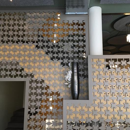Stair Railing - MDF / Bruag