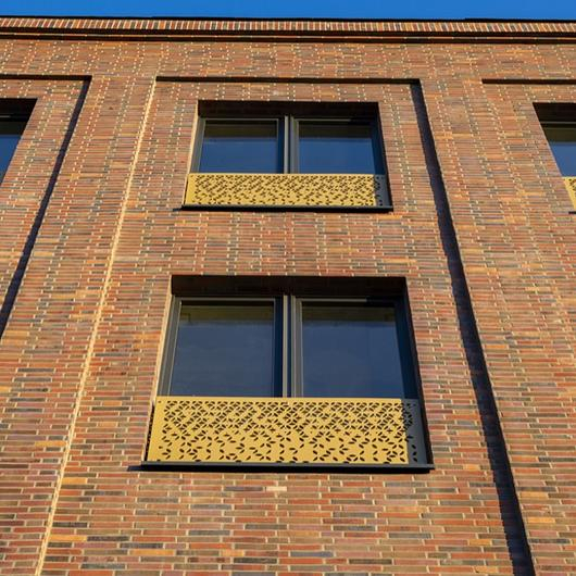 French Balconies - CELLON® Panels / Bruag