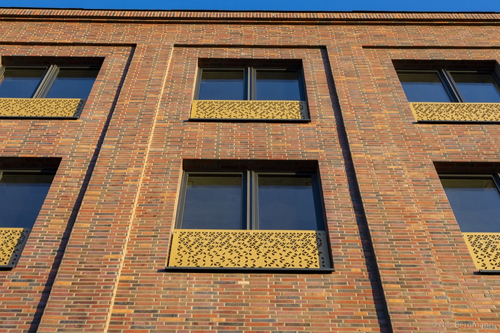French Balconies - CELLON® Panels