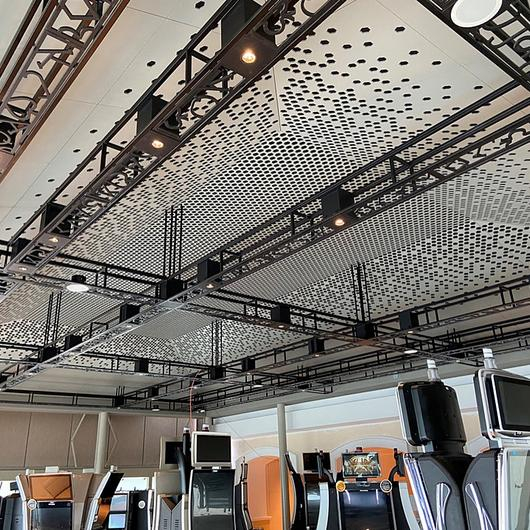 Panels for Suspended Ceilings / Bruag