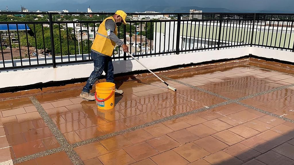 Impermeabilización de terrazas y balcones sin demoler