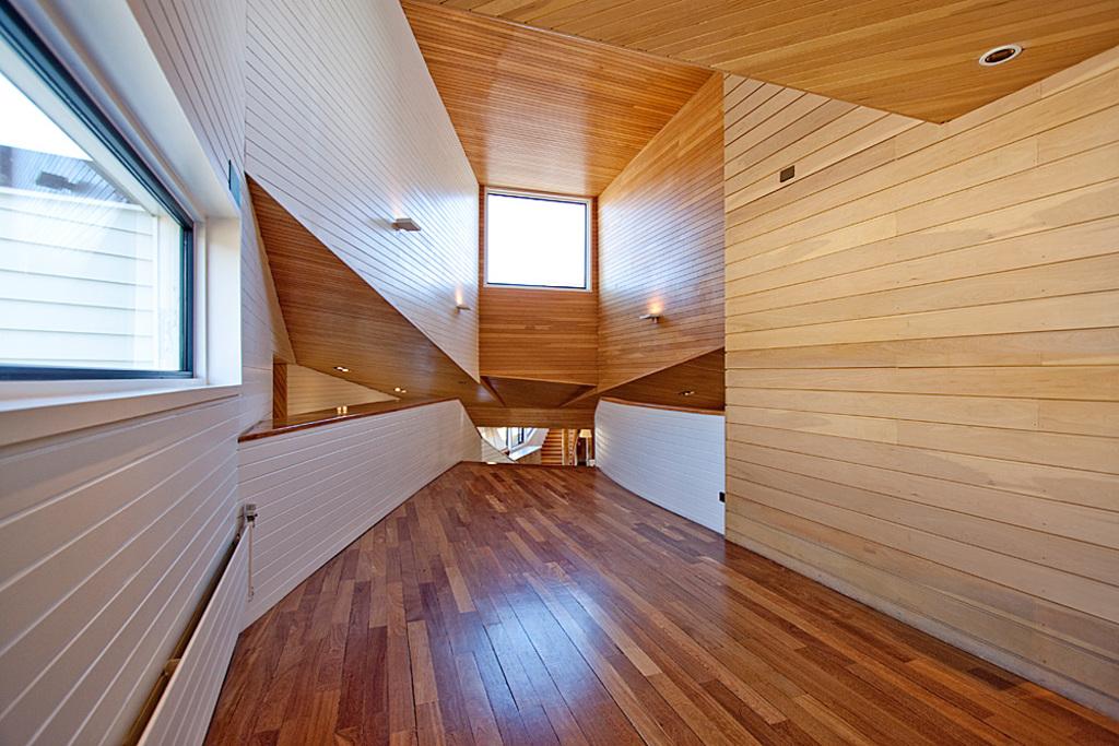 Acabado para maderas interiores de nuprotec - Madera para paredes ...