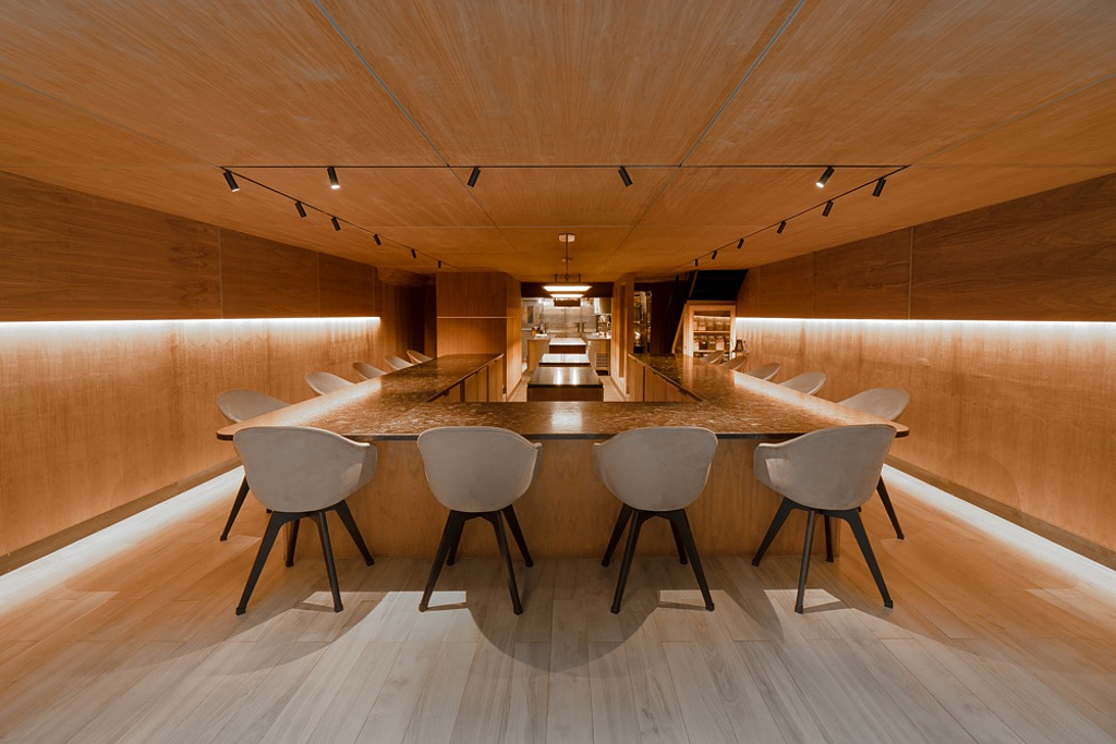 Furniture for Atomix Restaurant
