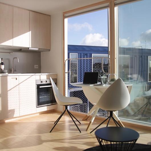 Furniture for Urban Rigger