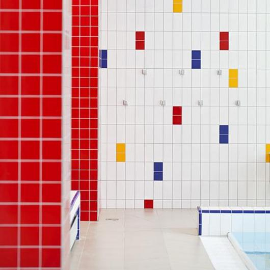 Glazed Tiles - COLOR Series / Rako