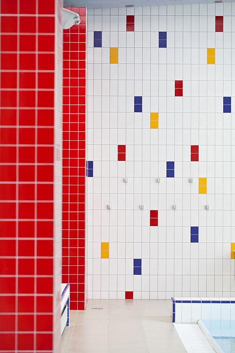 Glazed Tiles - Serie Color One