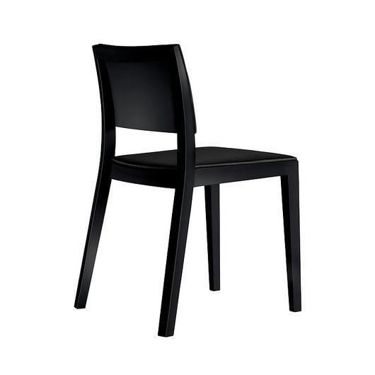 Upholstered Wooden Chair - lyra esprit 6-555 / horgenglarus