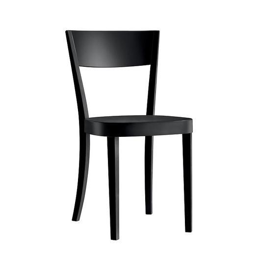 Wooden Chair - lotus / horgenglarus
