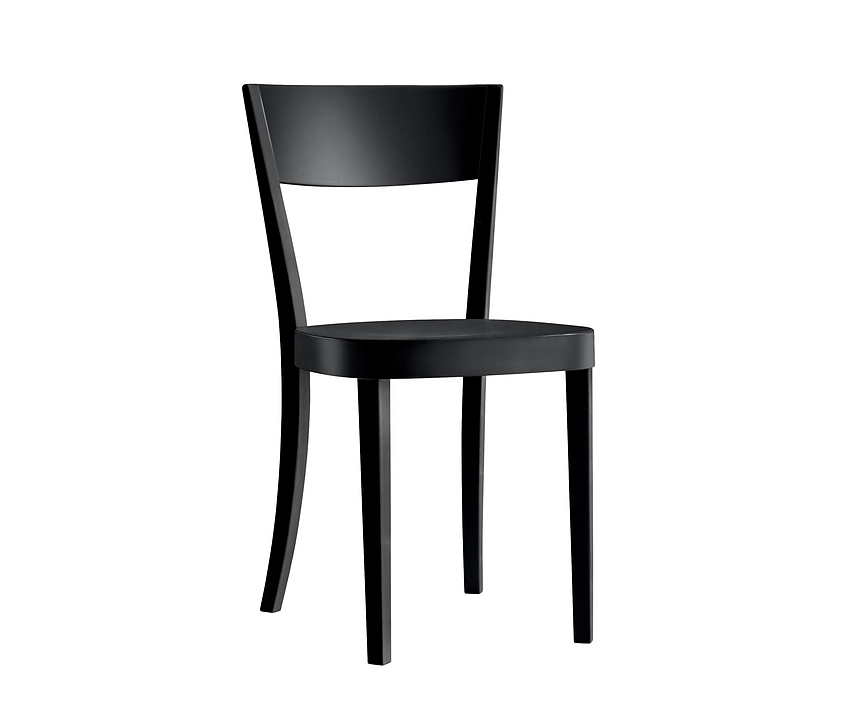 Wooden Chair - lotus