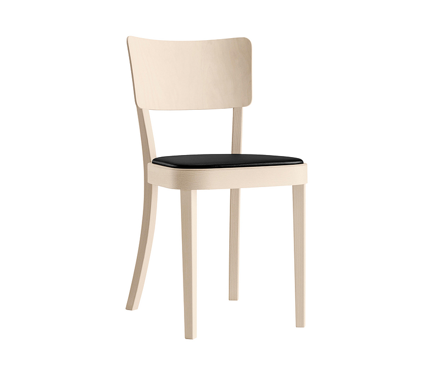Upholstered Wooden Chair - safran1-183