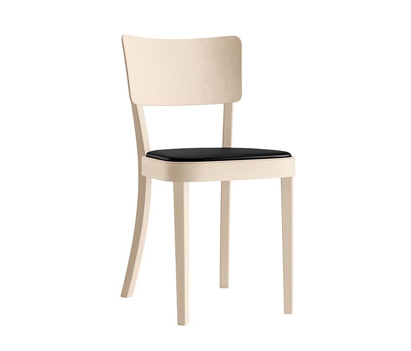 Upholstered Wooden Chair - safran1-183