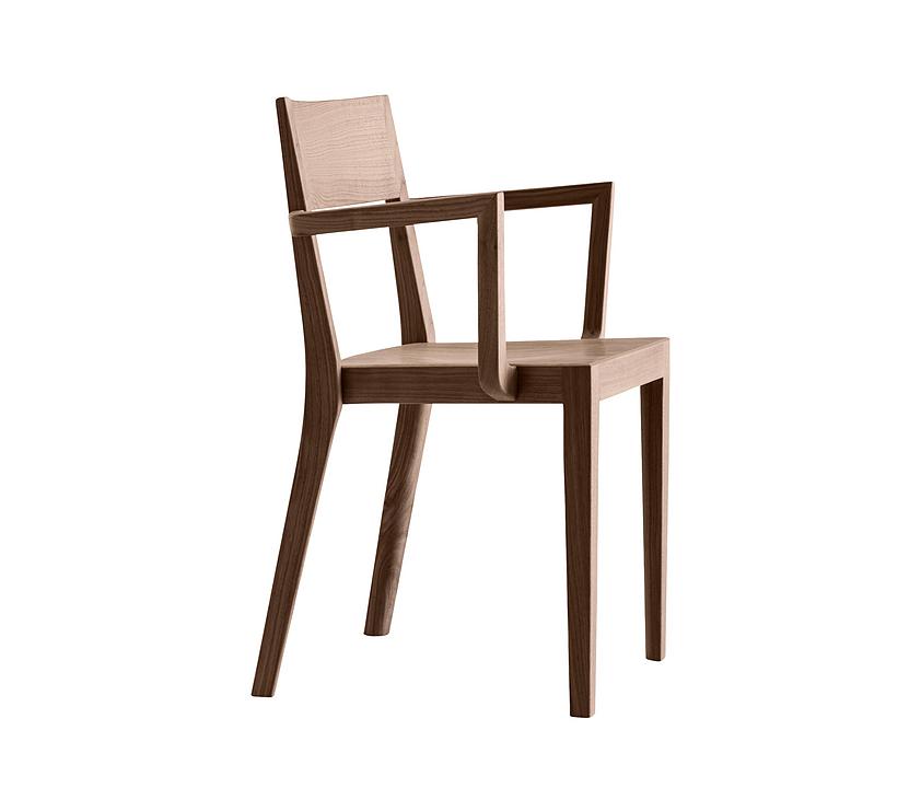 Wooden Armchair - miro 6-400a