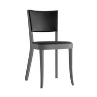 Upholstered Wooden Chair - haefeli 1-795