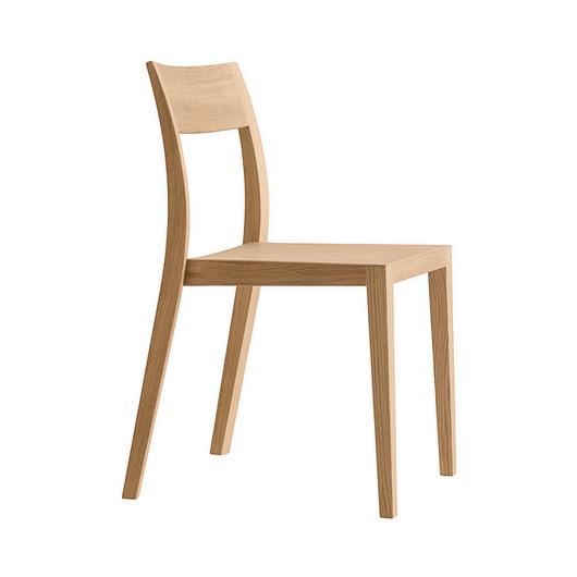 Solid Wood Chair - lyra szena 6-570 / horgenglarus