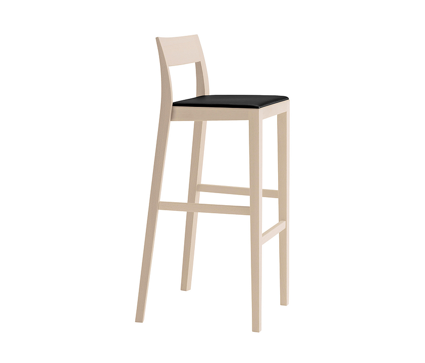 Upholstered Bar Stool - lyra