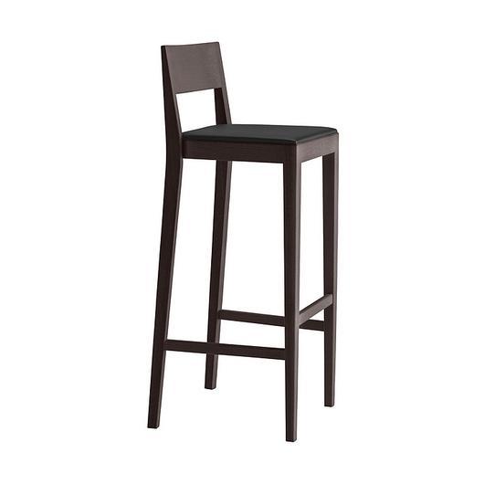 Upholstered Bar Stool - miro 11-403 / horgenglarus
