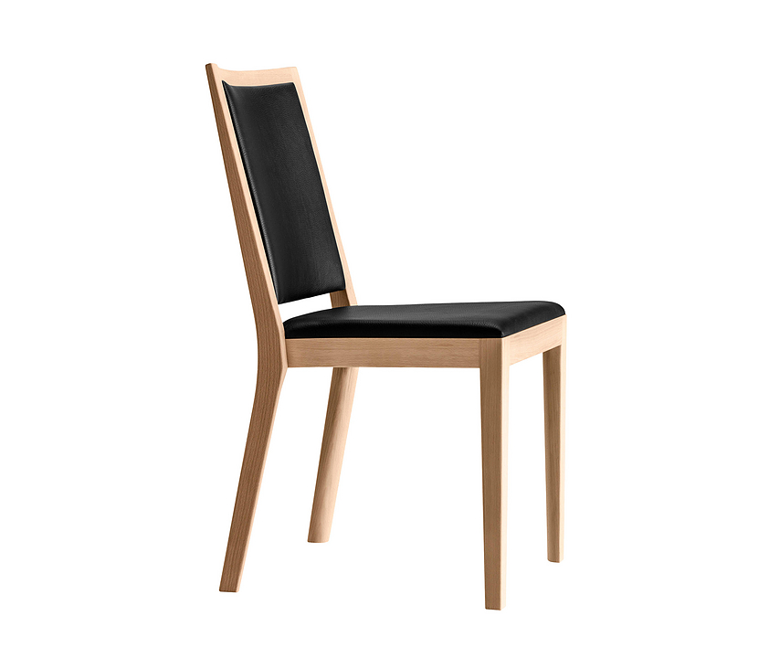Upholstered Wooden Chair - miro montreux 6-406