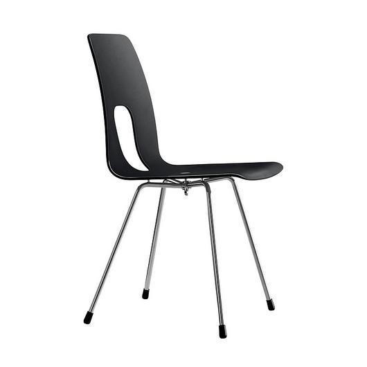 Plywood Chair - einpunktstuhl 7-050 / horgenglarus