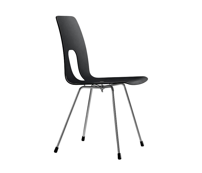 Plywood Chair - einpunktstuhl 7-050