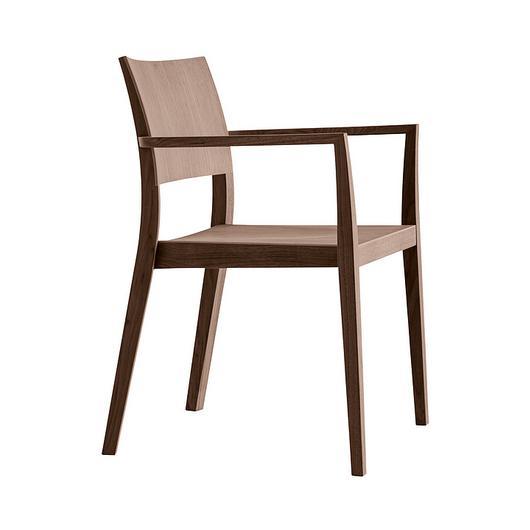 Wooden Armchair - matura esprit 6-590a / horgenglarus