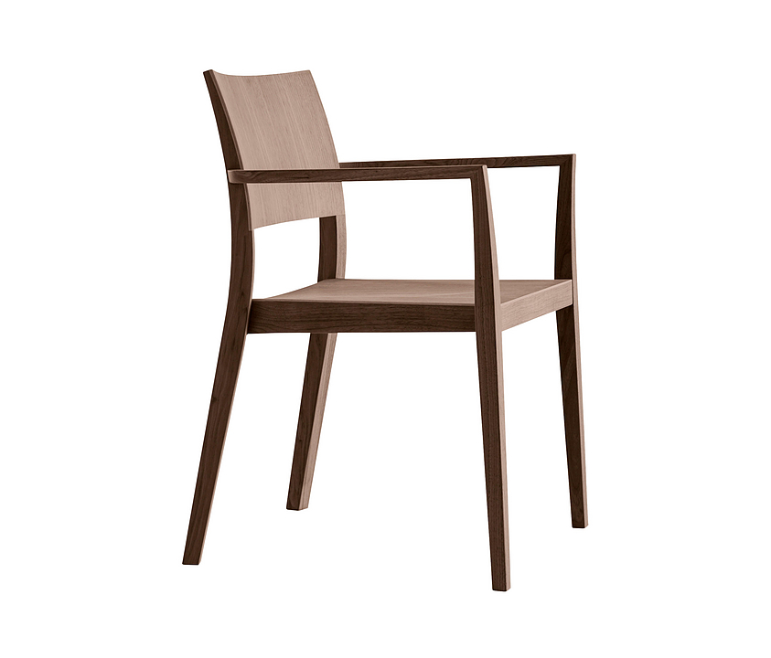 Wooden Armchair - matura esprit 6-590a