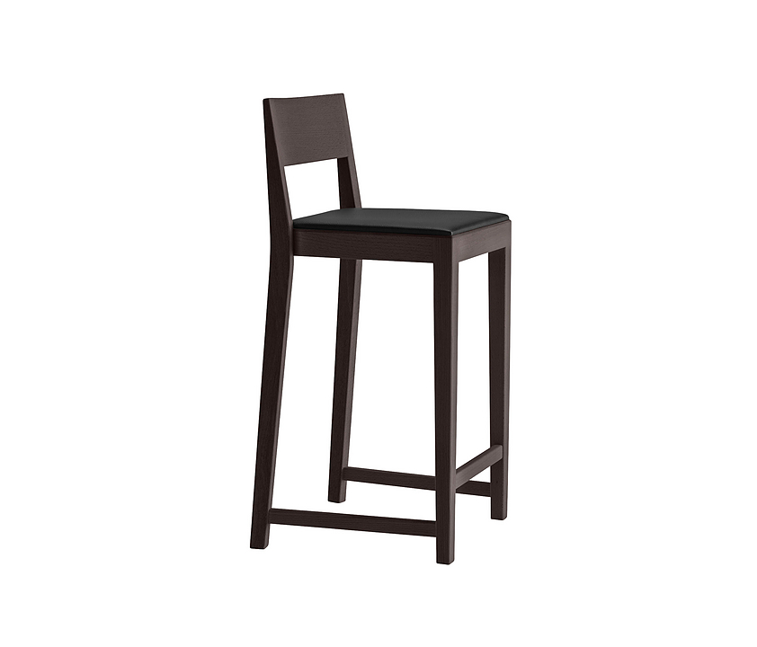 Upholstered Stool - miro 11-303