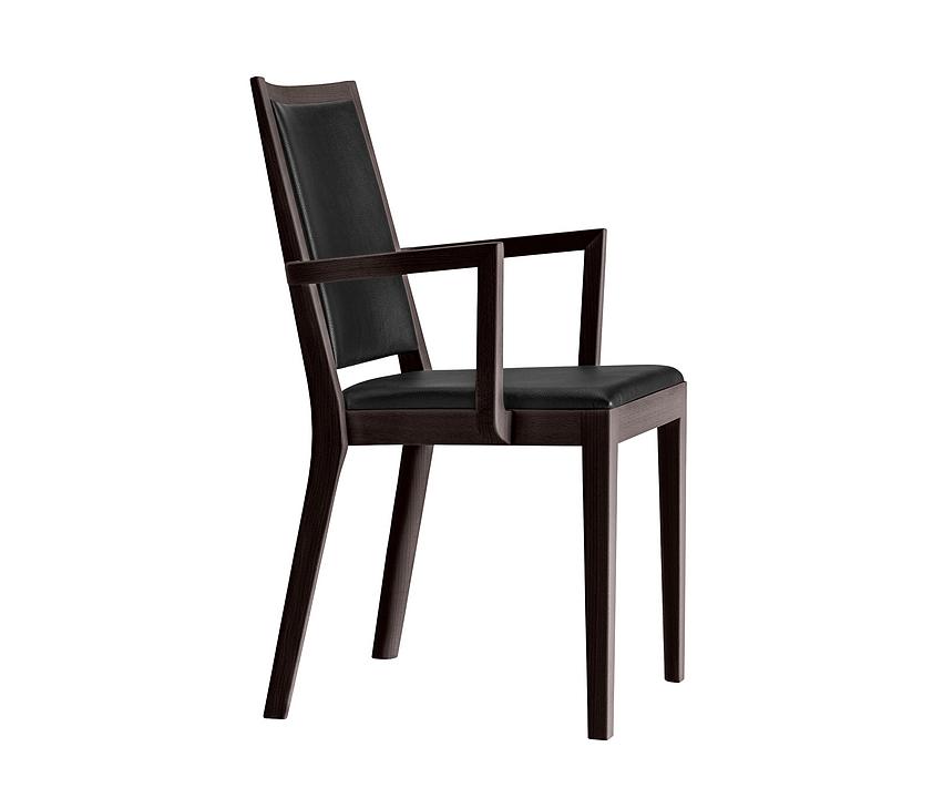 Wooden Armchair - miro montreux 6-406a