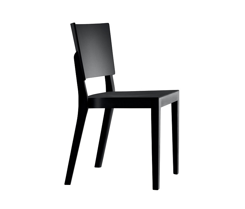 Solid Wooden Chair - status 6-410