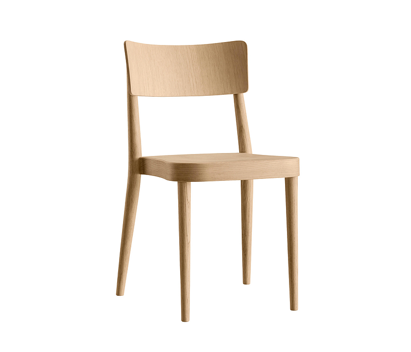 Wooden Chair - stapel 1-680