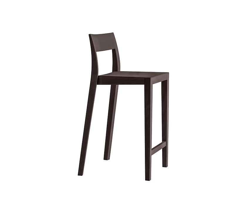 Wooden Stool - lyra 11-660