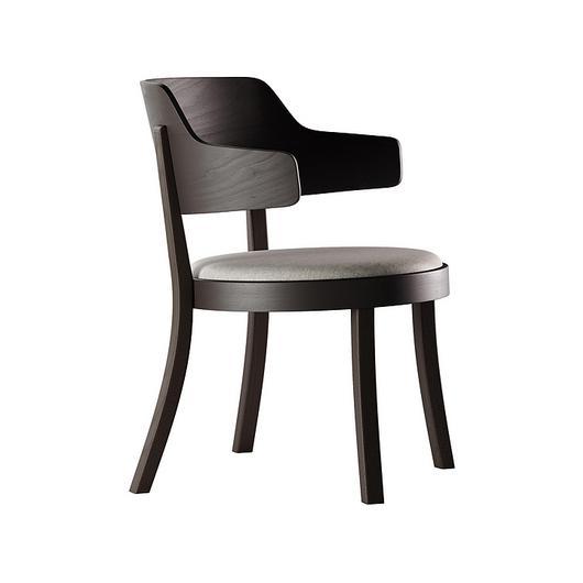 Upholstered Armchair - Seley 1-423 / horgenglarus
