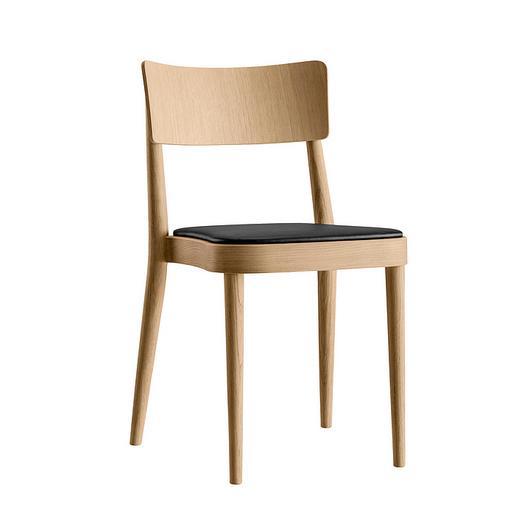 Upholstered Wooden Chair - stapel 1-683 / horgenglarus