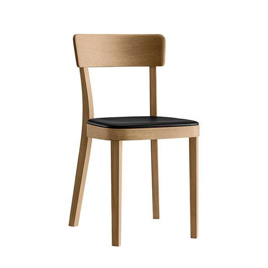 Upholstered Wooden Chair - icon 1-343 / horgenglarus