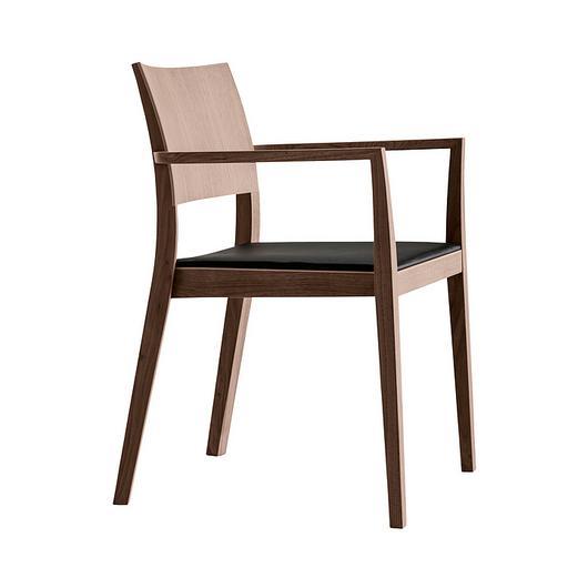 Wooden Armchair - matura esprit 6-593a / horgenglarus