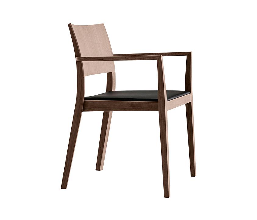 Wooden Armchair - matura esprit 6-593a