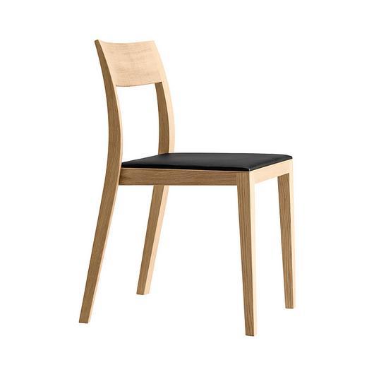 Upholstered Wooden Chair - lyra szena 6-573 / horgenglarus